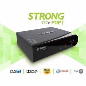 กล่องทีวีดิจิตอลแบรนด์ samart strong black