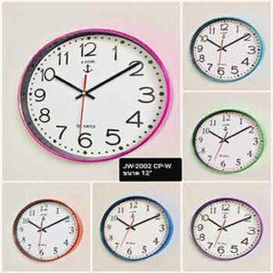 นาฬิกาฝาผนังขนาด 12 นิ้ว ยี่ห้อ J-TIME รุ่น JW-2002