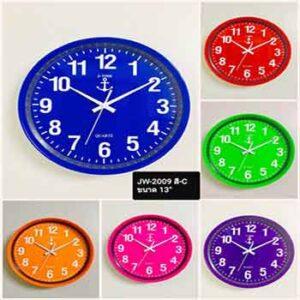 นาฬิกาหน้าปัดสียี่ห้อ J-Time รุ่น JW-2009 ขนาด 13 นิ้ว