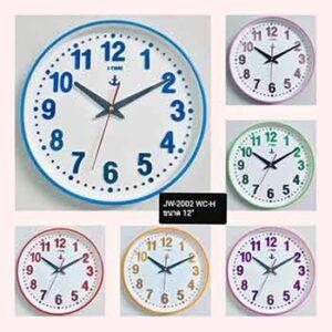 นาฬิกาผนังแบรนด์ J-Time รุ่น JW-2002 ขนาด 12 นิ้ว
