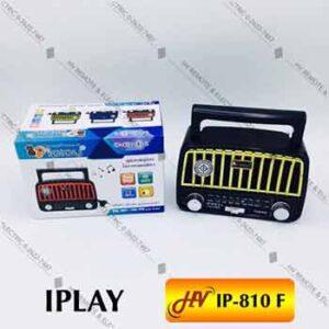 วิทยุยี่ห้อ IPLAY รุ่น IP-810F