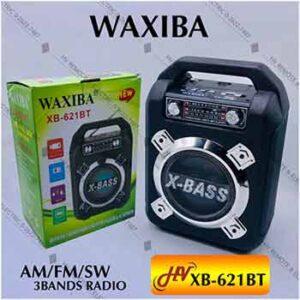 วิทยุเบสหนักยี่ห้อ WAXIBA รุ่น XB-621BT