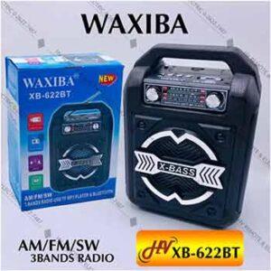 วิทยุเบสหนักยี่ห้อ WAXIBA รุ่น XB-622BT