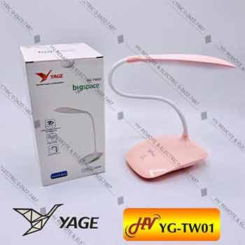 โคมไฟแอลอีดียี่ห้อ YAGE รุ่น YG-T109 หรี่ไฟได้
