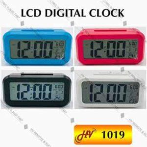 นาฬิกาดิจิตอลตัวเลขอารบิกรุ่น 1019