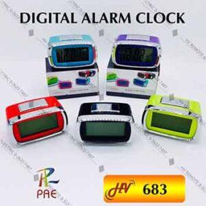 นาฬิกาดิจิตอลยี่ห้อ PAE รุ่น 683