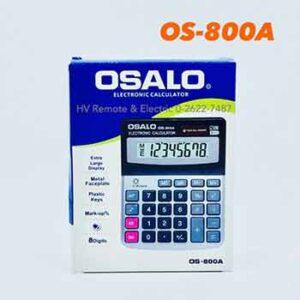 คิดเลขยี่ห้อ OSALO รุ่น OS-800A